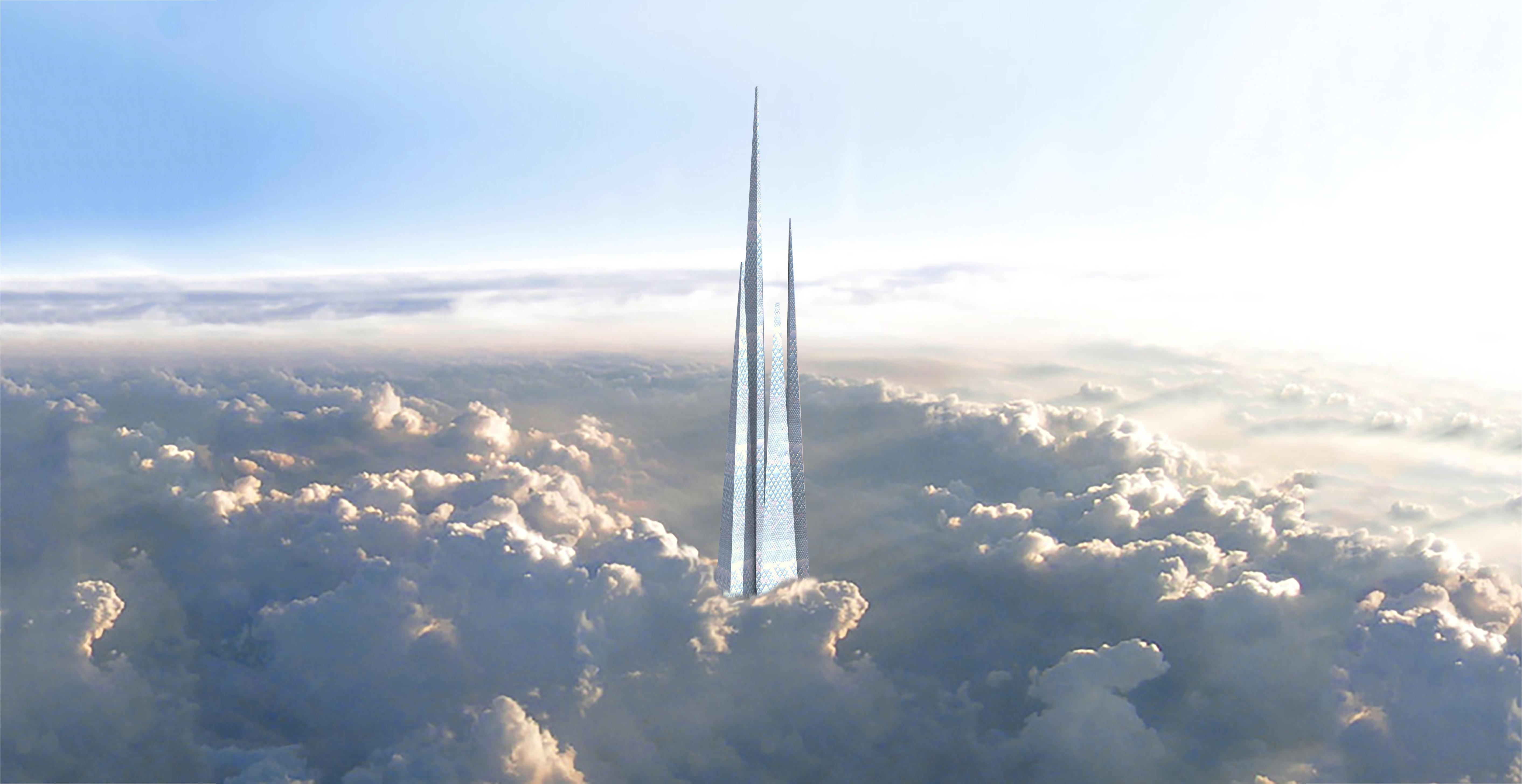 Самый высокий небоскреб в мире 14 фотография
