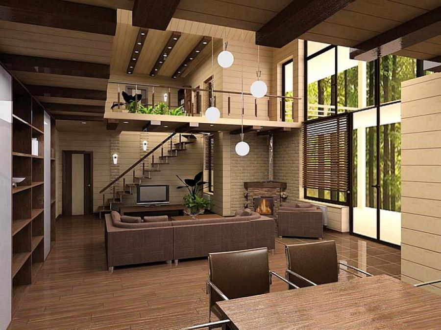 Фото дизайнов домов и коттеджей