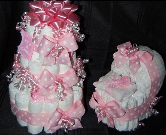 Прикольный подарок на рождение девочки 66