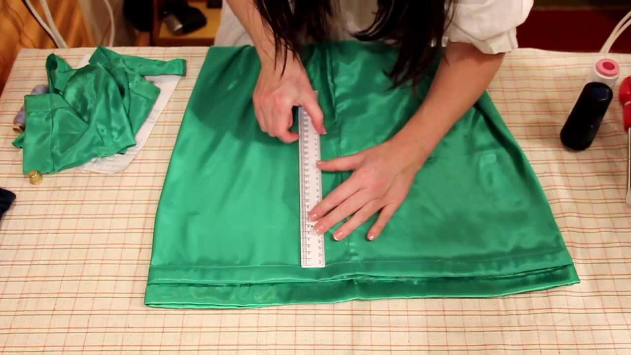 Фатиновая юбка своими руками мастер 83