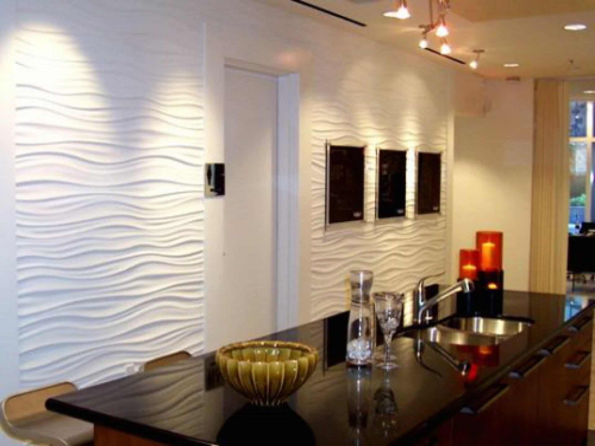 Paneling ideas for walls - home deco plans.